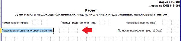 Куда вписывать код инспекции