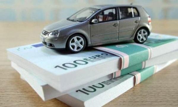 Налоги за проданную машину