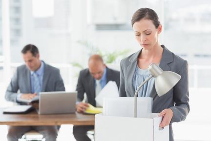 Компенсация работнику должна быть выплачена в последний день работы