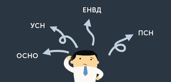 Как происходят подоходные отчисления на ЕНВД