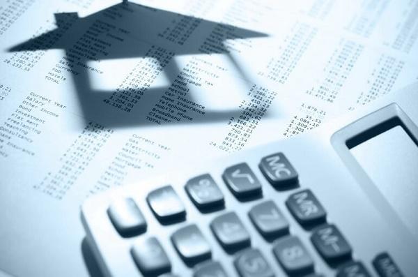 Начисление налога на имущество