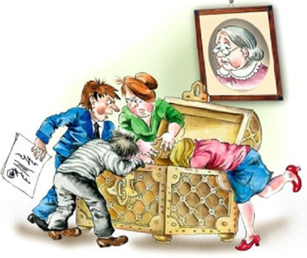 Наличие завещания способствует быстрому получению наследства и сохранению теплых отношений между родственниками