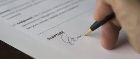 Завершает опись подпись налогоплательщика