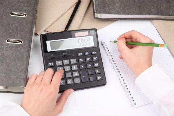 Начисление налога на прибыль: проводки