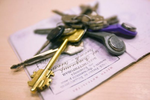 Проживающий не имеет никаких прав на недвижимое имущество