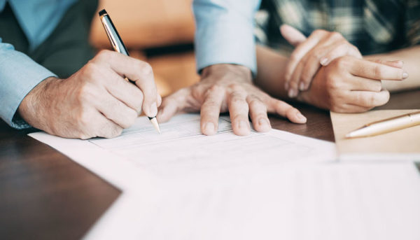 Когда вся необходимая информация получена, решите получать наследство или писать отказ