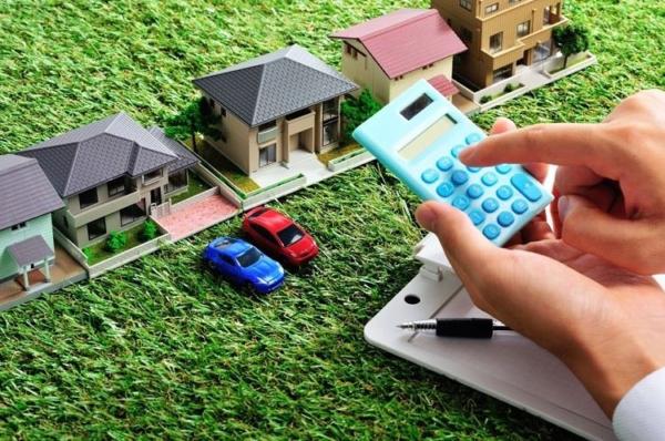 При расчёте суммы сбора учитывается цена жилого помещения и срок нахождения его в собственности