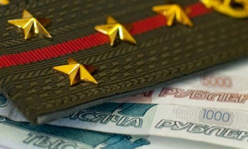 Военные входят во вторую группу по получению стандартного вычета