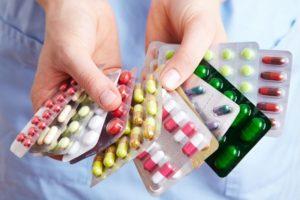 Чеки на покупку лекарств