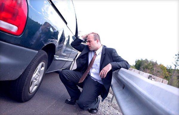 Незначительные повреждение после аварии – повод договориться о европротоколе
