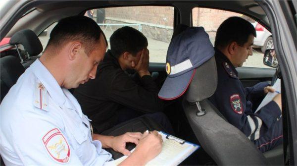 Сколько штраф за вождение без водительского удостоверения