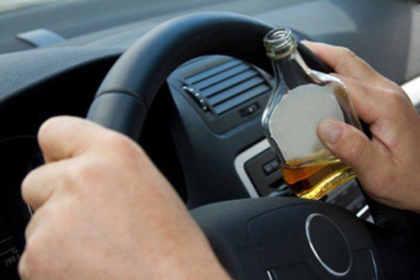 Вождение в пьяном виде - неминуемое лишение прав