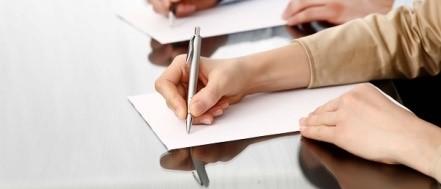 Бланк протокола необходимо дополнить некоторыми документами