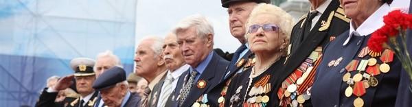 Ветераны военной службы получают льготы за особые заслуги перед отечеством