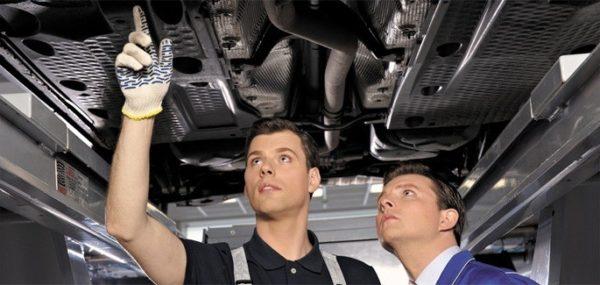 Особенно важен техосмотр для водителей, не слишком знакомых с технической частью машины