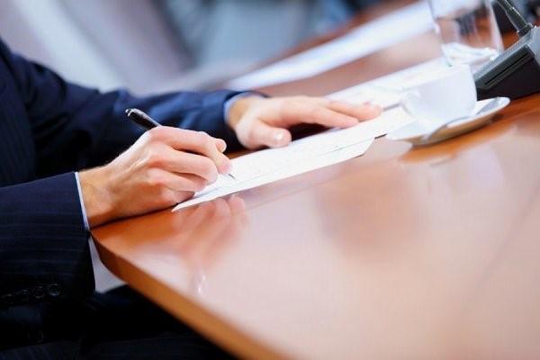 В заявлении о признании несостоятельности, должны быть указаны сведения о финансовом управляющем