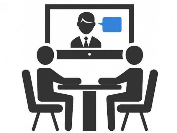 Кроме того, благодаря современным технологиям, теперь супруга, не имеющая объективной возможности оказаться на заседании, но желающая принимать в нем участие, может воспользоваться сетью интернет, и поприсутствовать на заседании в формате видеоконференции