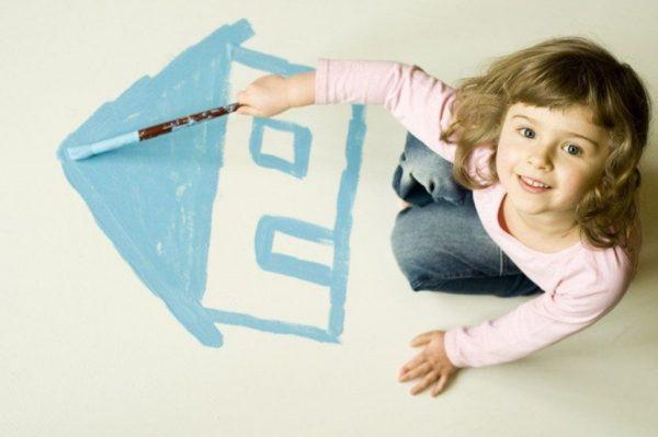 Когда родители прописаны в арендованном ими жилье, временной регистрации детей ни арендодатель, ни члены его семьи не могут препятствовать