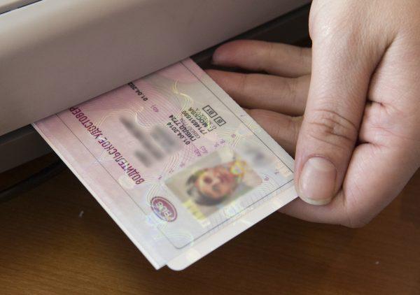 При замене утерянных или украденных прав оформление новой справки не требуется