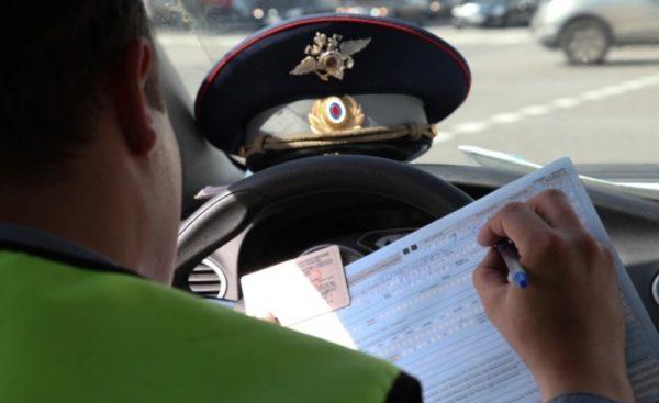 В беседе с инспектором отстаивайте позицию вынужденной остановки и следите, чтобы в протоколе это было прописано