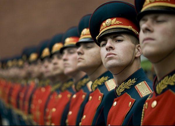 Служба в рядах в армии без нареканий гарантирует максимальные преференции при увольнении