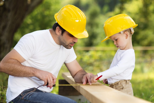 Возводить жилье могут члены семьи или представители строительной организации