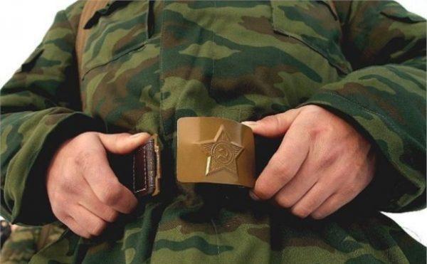 Отпуск в армии для служащих по контракту положен минимум дважды в год