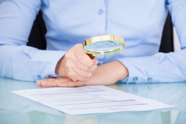 Пакет документов внимательно изучают специалисты отдела опеки