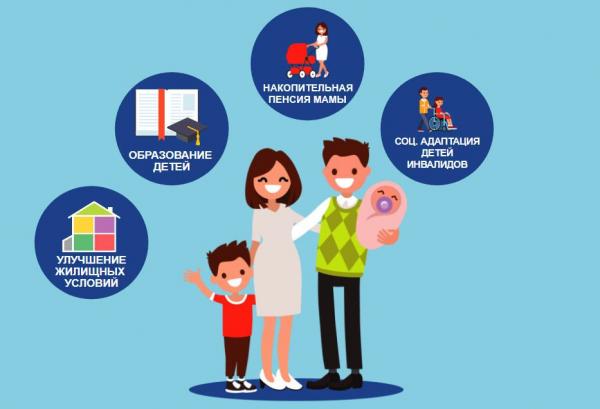 Для чего семьям нужен материнский капитал