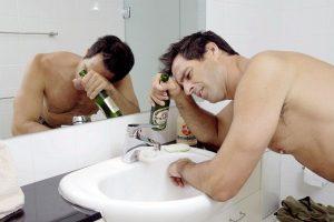 Алкогольное опьянение бывает разной степени тяжести