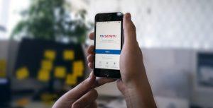 Пользователи мобильных приложений также могут осуществлять операции на портале Госуслуг