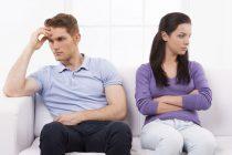 Женщина может бояться реакции мужа на развод