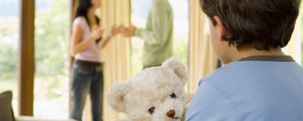 Наличие детей несколько усложняет бракоразводный процесс