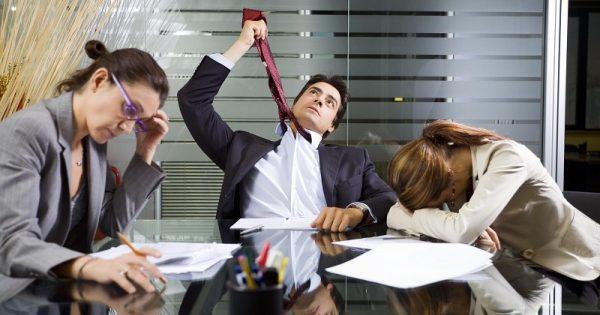 Вредные условия труда оказывают разрушающее воздействие