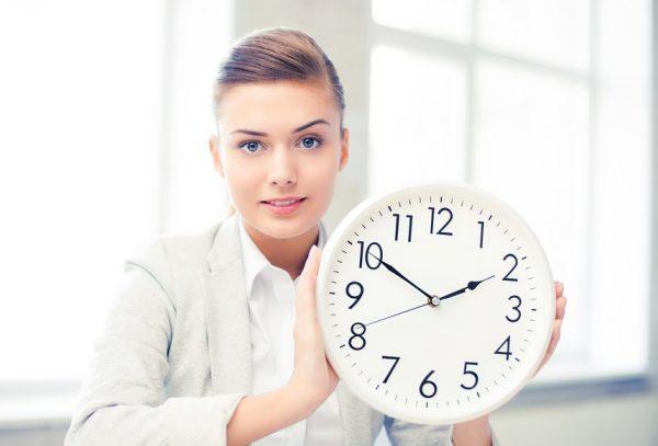Режим рабочего времени по трудовому кодексу