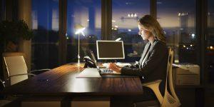 Работа в ночное время также регулируется Кодексом
