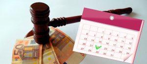 Льготный период оплаты штрафа ограничен по срокам
