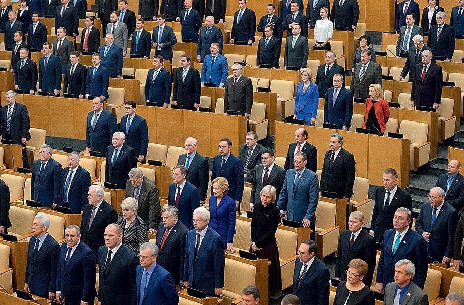 Депутаты решили, что отсрочки до середины 2019 года достаточно