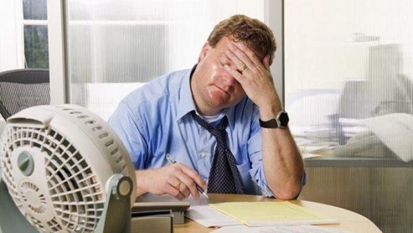 Вредные производственные условия ведут к сокращению работ