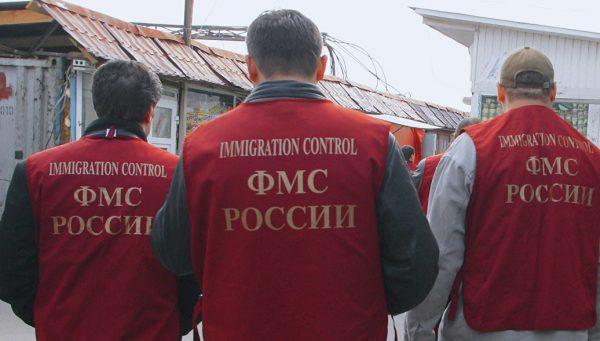 Массовый контроль наблюдается в периоды «наплыва» мигрантов