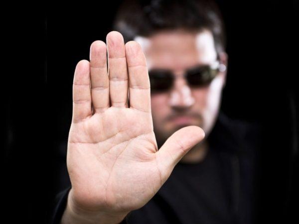 Охранник имеет право не пустить в ночной клуб агрессивных клиентов